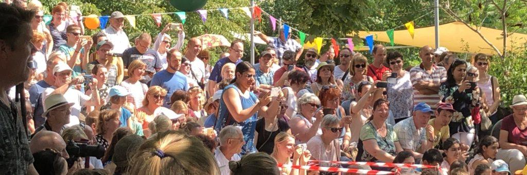Einer der wichtigsten Termine: Sommerfest in unserer Kita