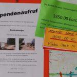 Spendenaufruf für ein Sonnensegel im Holz-Bau-Bereich!